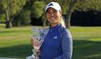대니엘 강, LPGA 투어 2주 연속 우승…상금 행킹 1..
