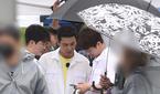 영탁-장민호-이찬원, 재밌는 휴대폰 삼매경