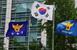 '광복절 대규모 불법집회' 강행…경찰, 엄정 처벌