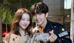 수목드라마 '악의꽃' 장희진, 마지막 촬영 종료…이준기와..