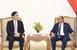 이재용 부회장, 베트남 총리와 협력 방안 논의