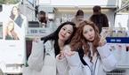수목드라마 '사생활' 서현, 김효진과 미모 과시