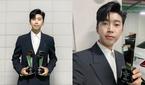 """""""무려 3관왕""""…임영웅, '2020 AAA' 수상 인증.."""