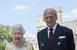 영국 여왕 남편 필립공 별세...결혼 74년만, 100세..