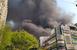 남양주 다산동 주상복합건물 큰불…대응 2단계 진화 중