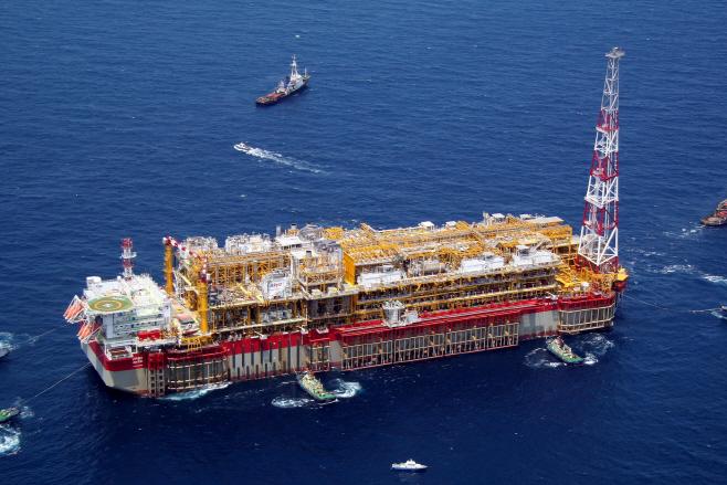한국조선해양, 8500억원 규모 브라질 해양설비 공사 수주