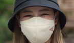 송가인, '마스크 너머 미소'