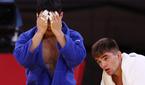 안바울, 세계랭킹 1위 꺾고 값진 동메달..유종의 미