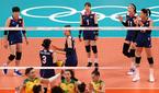 김연경 앞세운 여자배구, 브라질에 0-3 완패