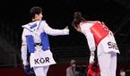 이다빈, 올림픽 첫 도전해 은메달 수확...결승서 아쉽..