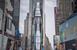 삼성 100m 폭포, 뉴욕 타임스스퀘어 한복판에 '콸콸'
