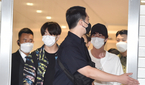 방탄소년단 정국-진, 유엔으로 출발합니다!