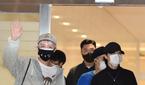 방탄소년단 제이홉-지민, 외교관 여권 들고 출국!