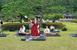 전남국제수묵비엔날레, 생활속 수묵공연 인기
