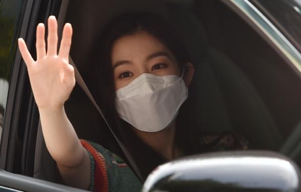 레드벨벳 아이린, 행복 바이러스!