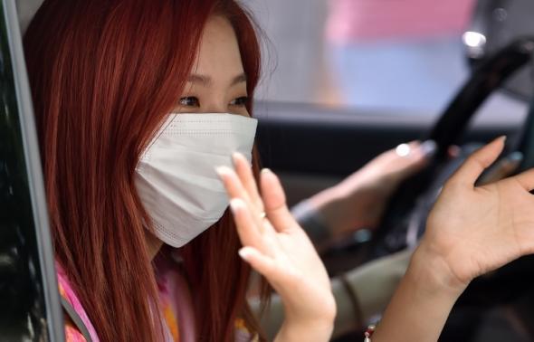 레드벨벳 슬기, 다음에 또 만나요!