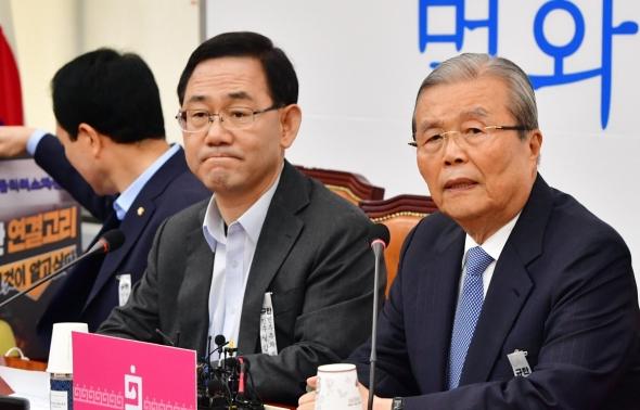 김종인 '추미애·윤석열 대립...文대통령 결단해야'