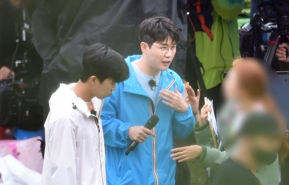 임영웅-영탁, 지금은 리허설중!