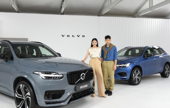 볼보, XC90, XC60 한정판 출시