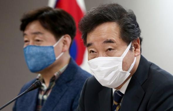 이낙연 '강북횡단선 추진 국회의원 모임 간담회 발언'