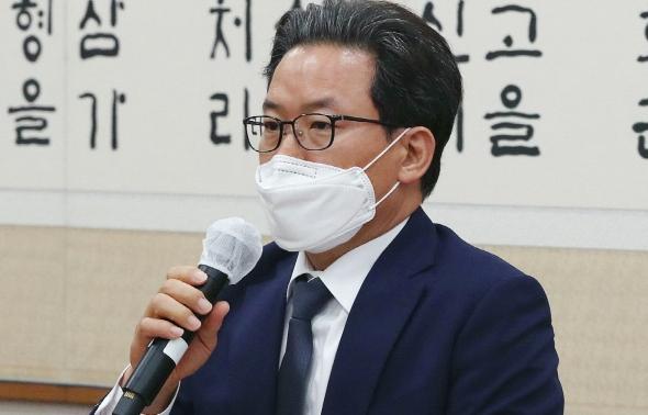 심재철 검찰국장 종합감사 답변