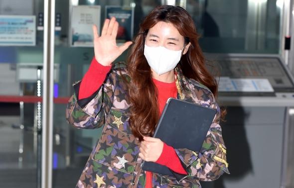 김규리, 여신등장!