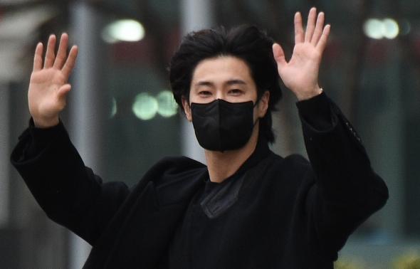 동방신기 유노윤호, '훈훈함에 항복'