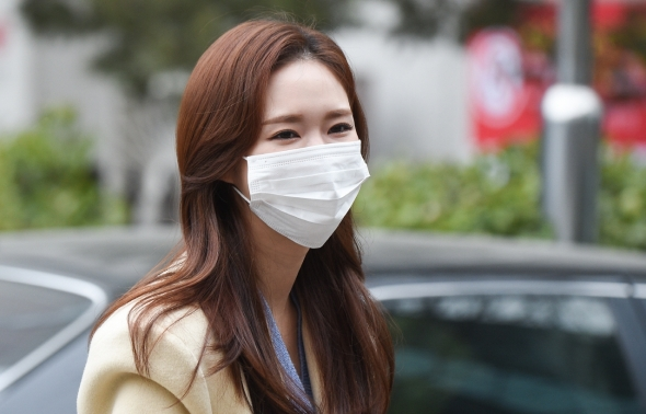 조이현, '미소 가득'
