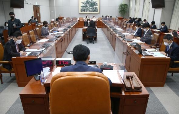 국회 운영위 소위 '이해충돌 방지 공청회'