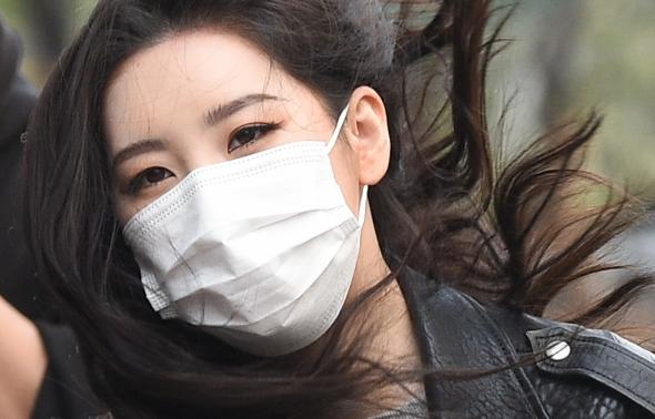 선미, '바람 불어도 예쁨'