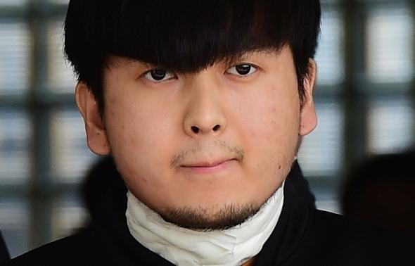 얼굴 공개한 '세모녀 살해' 김태현
