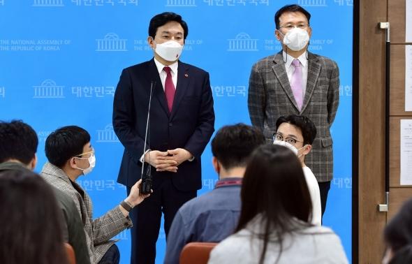 원희룡 '日 방사능 오염수 방류 결정 규탄'