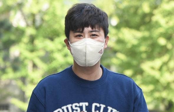 진해성, '깜찍한 곰돌이패션'