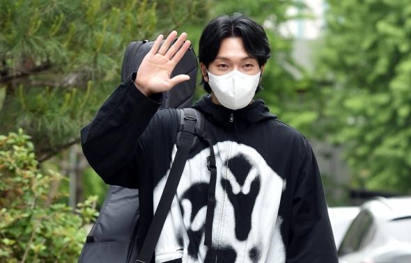 김필, 싸이특집에서 만나요!