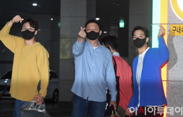 허재-허웅-허훈, '떠오르는 예능 유망주들'