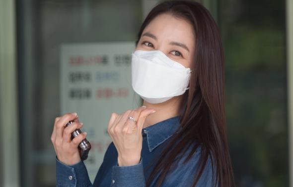 이소연, '청량한 여신미모'