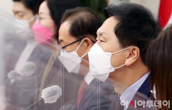 김기현 대표 권한대행 비대위 모두발언