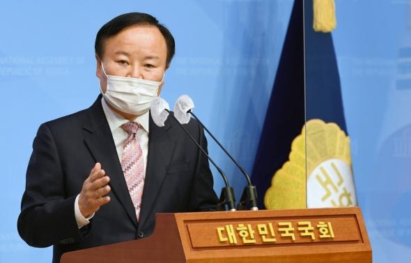김재원 '국민의힘 최고위원 출마 선언'