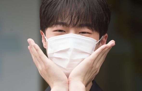 배인혁, '눈빛만 봐도 훈남'